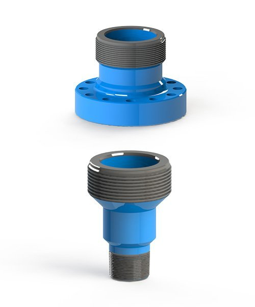 Flanged Adapters or Swedges Nexus