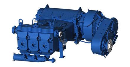 SPM Destiny TWS2500 frac Pump