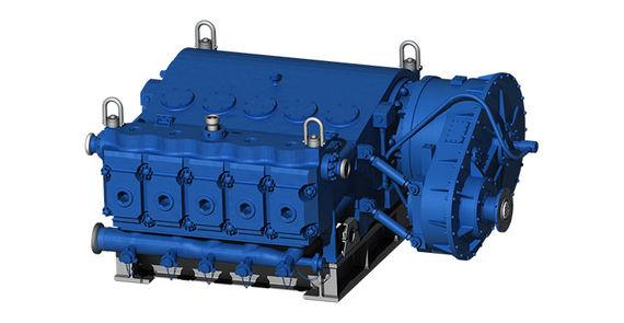 SPM QEM 3000 Continuous Duty Frac Pump