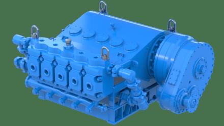 SPM QEM 5000 E-Frac Pump