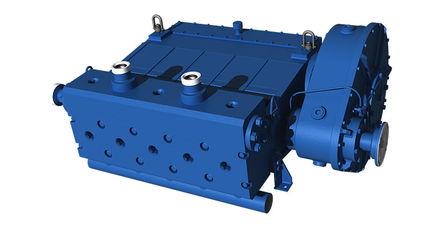 SPM QWS 1000S HD Frac Pump