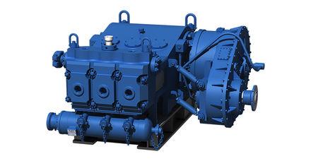 SPM TEM2500 Frac Pump